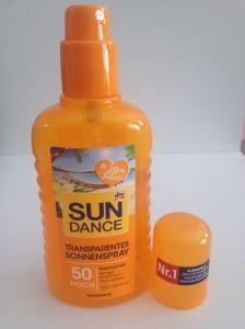 DM Sundance sonnenspray LSF50 Kosmetik Beauty