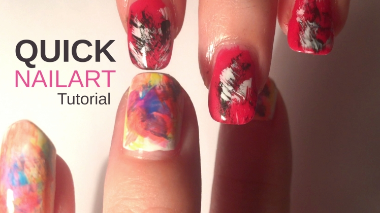 quick-nailart