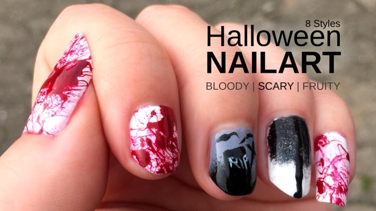 halloween-nailart
