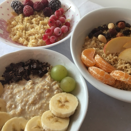 porridge_varianten