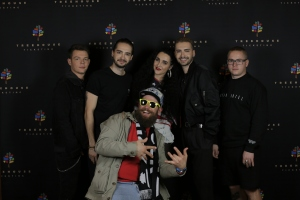 Tokio Hotel MC Fitti Dream Machine Tour Berlin