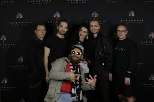 Tokio Hotel MC Fitti Dream Machine Tour Berlin