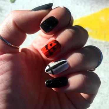 halloween_nailart