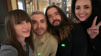 McDonalds-Benefiz-Gala-2019_Bill-Tom-Kaulitz-Selfie
