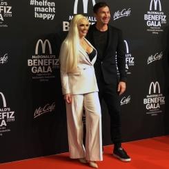 McDonalds-Benefiz-Gala-2019_Daniela-Katzenberger-Lucas-Cordalis