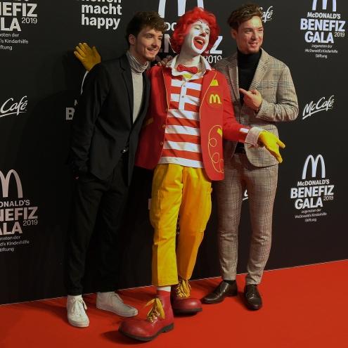 McDonalds-Benefiz-Gala-2019_DieLochis-Heiko-Roman-Lochmann